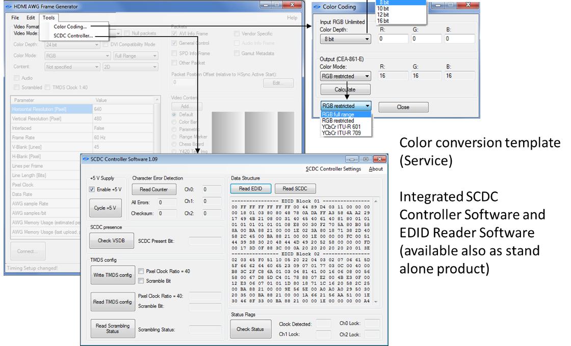 Rx 480 10 Bit Color
