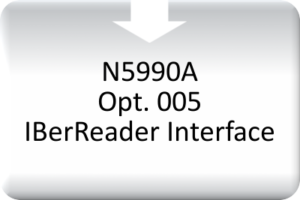 General_N5990A Opt. 005 IBerReader Interface