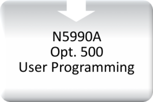 General_N5990A Opt. 500 User Programming