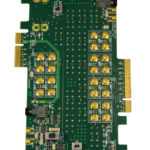 PCI Express Compliance Load Board, x4/x8 Rev. 3.0 for testing PCI Express Platforms