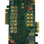 PCI Express Compliance Load Board, x4/x8 Rev. 2.0 for testing PCI Express Platforms
